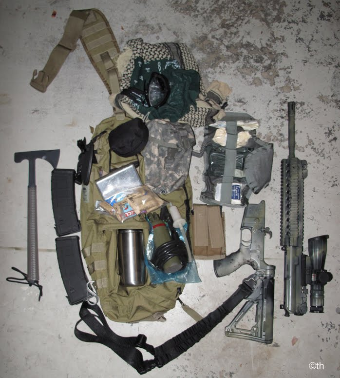 Bug Out Weapons Bag : Gear review s o tech mission go bag and