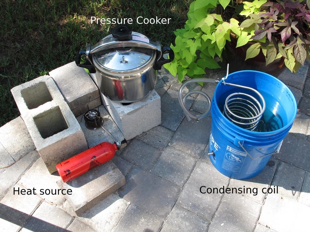Building A Water Distiller ~ Homemade water distiller plans ftempo